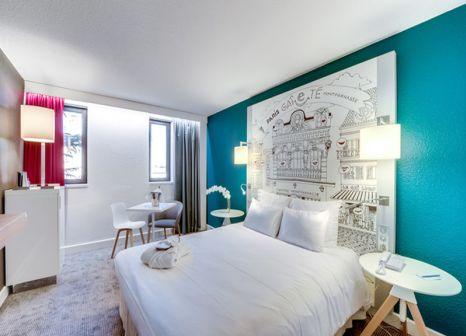 Hotelzimmer mit Klimaanlage im Mercure Paris Gare Montparnasse