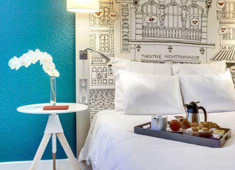 Hotelzimmer mit Internetzugang im Mercure Paris Gare Montparnasse