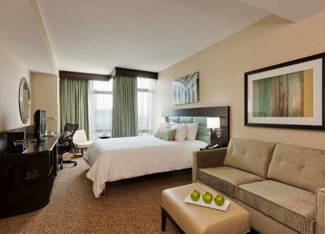 Hotelzimmer mit Aerobic im Hilton Garden Inn Washington DC/U.S. Capitol