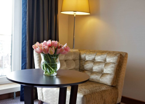 Hotelzimmer mit Aerobic im Hilton Bonn