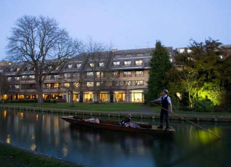 Hotel DoubleTree by Hilton Cambridge in Ostengland - Bild von FTI Touristik