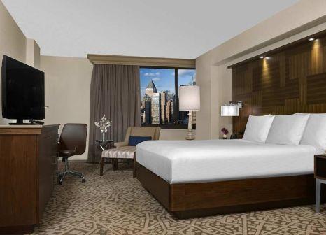 Hotelzimmer mit Clubs im Hilton Times Square