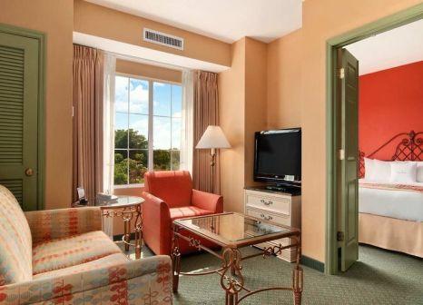 Hotelzimmer mit Golf im Doubletree Guest Suites Naples