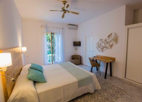 Hotelzimmer mit Minigolf im Tagomago