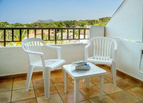 Hotelzimmer mit Golf im Ola Bouganvillia Apartments