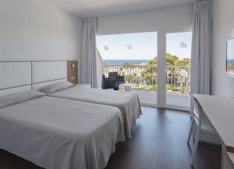 Hotelzimmer mit Mountainbike im Cala Blanca Sun Hotel