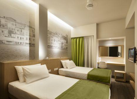 Hotelzimmer mit Tennis im Kriti