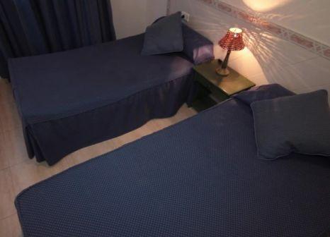 Hotelzimmer mit Tischtennis im Apartamentos Alta