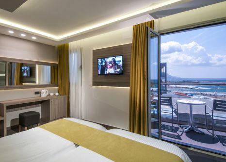 Hotelzimmer mit Aerobic im allsun Hotel Carolina Mare