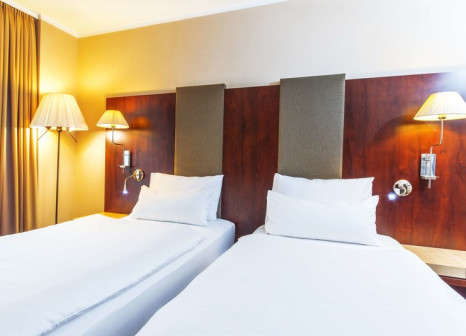 Hotelzimmer mit Aerobic im NH Budapest City