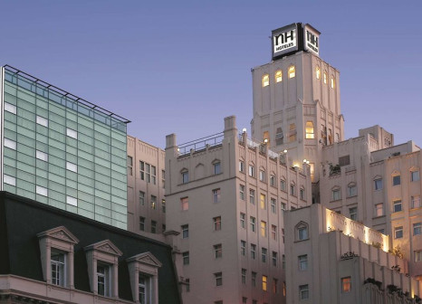 Hotel NH Buenos Aires City günstig bei weg.de buchen - Bild von FTI Touristik