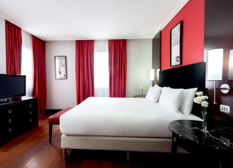 Hotelzimmer mit Pool im NH Buenos Aires City