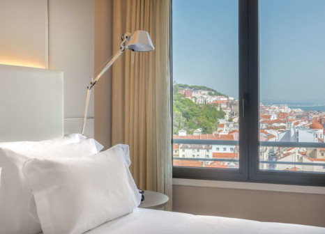 Hotelzimmer mit Clubs im NH Collection Lisboa Liberdade