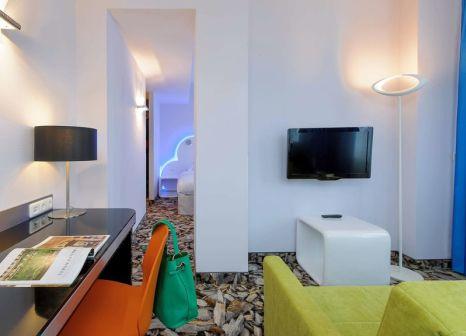 Hotelzimmer mit Spielplatz im Hotel ibis Styles Muenchen Ost Messe