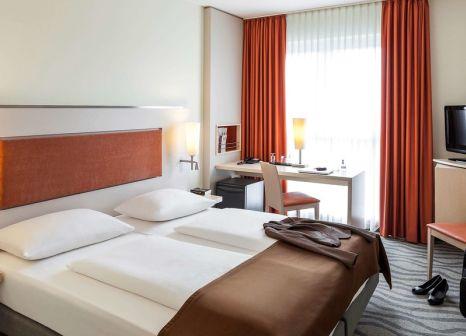 Hotelzimmer mit Animationsprogramm im Mercure Hotel Hannover Mitte