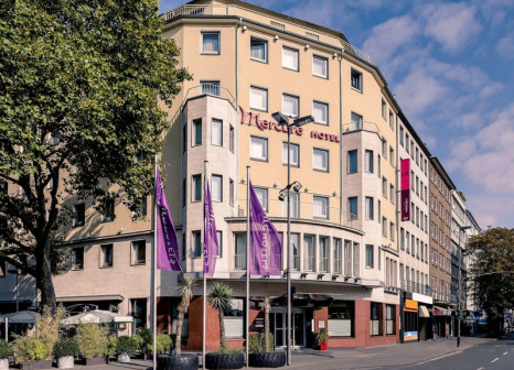 Mercure Hotel Duesseldorf City Center in Nordrhein-Westfalen - Bild von FTI Touristik