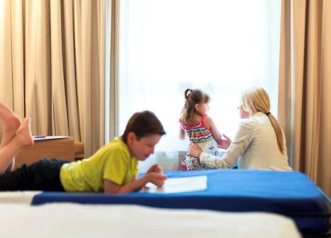 Hotelzimmer mit Animationsprogramm im Novotel Hannover