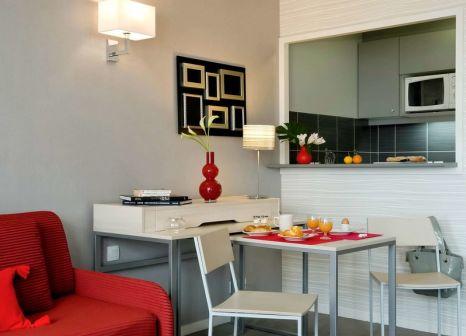 Hotelzimmer mit Internetzugang im Aparthotel Adagio Paris Montrouge