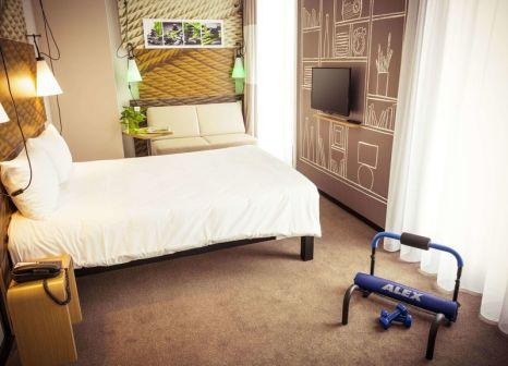 Hotelzimmer im ibis Berlin Hauptbahnhof Hotel günstig bei weg.de