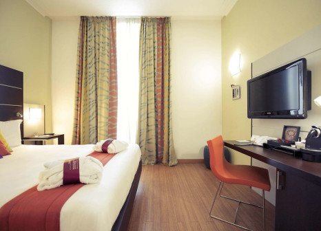 Hotelzimmer mit Aufzug im Mercure Napoli Centro Angioino