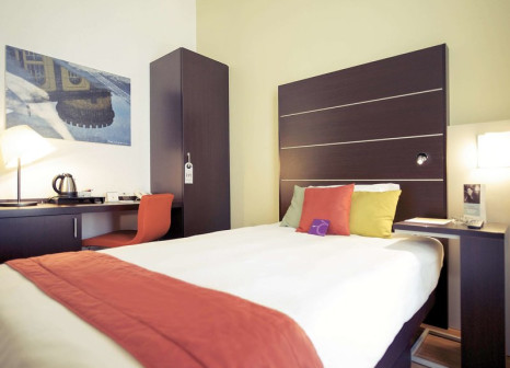 Hotelzimmer mit Sauna im Mercure Napoli Centro Angioino