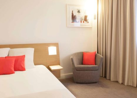 Hotelzimmer mit Familienfreundlich im Novotel Paris 13 Porte d'Italie