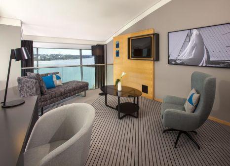 Hotelzimmer mit Golf im Le Méridien Hotel Hamburg