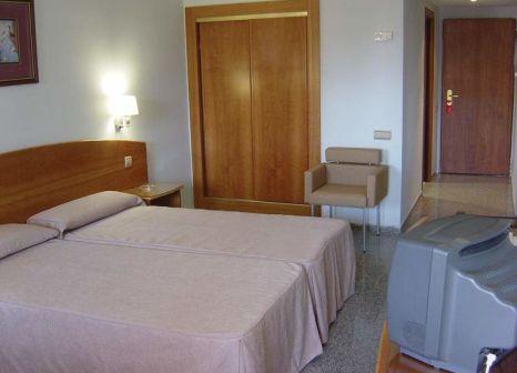 Hotelzimmer mit Aerobic im Castilla Alicante