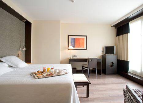 Hotelzimmer mit Clubs im NH Sants Barcelona