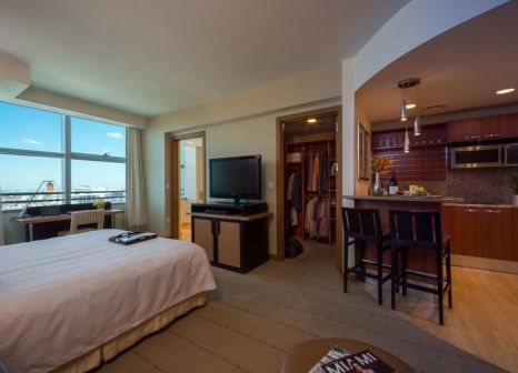 Hotelzimmer mit Tennis im Conrad Miami