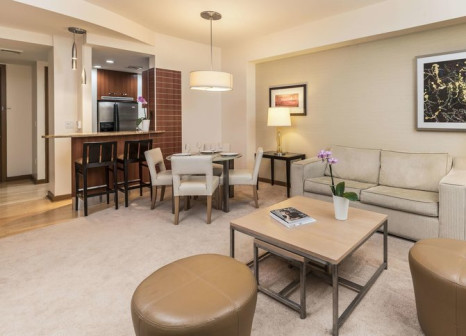 Hotelzimmer mit Aerobic im Conrad Miami