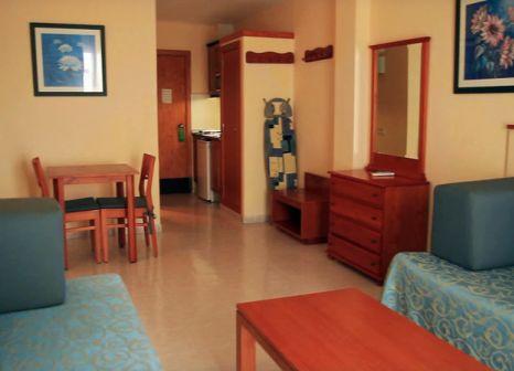 Hotelzimmer mit Tischtennis im Aparthotel Lux Mar & Apartamentos Panoramic & Apartamentos Tropical Garden