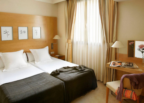 Hotelzimmer mit Sandstrand im Hotel Midmost