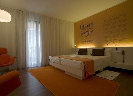 Hotelzimmer mit Fitness im Petit Palace Boquería Garden
