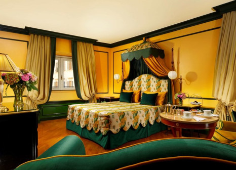 Hotelzimmer mit Kinderbetreuung im Hotel Santa Maria Novella