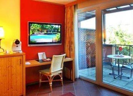 Hotelzimmer mit Tennis im Rogner Hotel Tirana