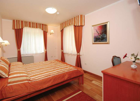 Hotelzimmer mit Sauna im Hotel Trogir