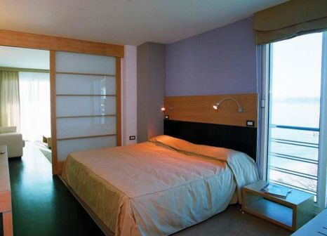 Hotelzimmer mit Tennis im Hotel San Antonio