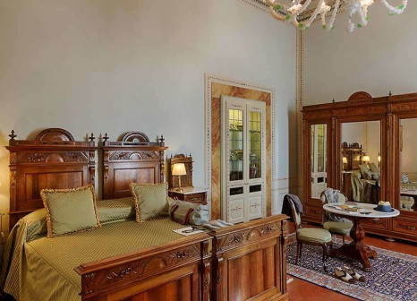 Hotelzimmer mit Mountainbike im Villa Olmi Firenze