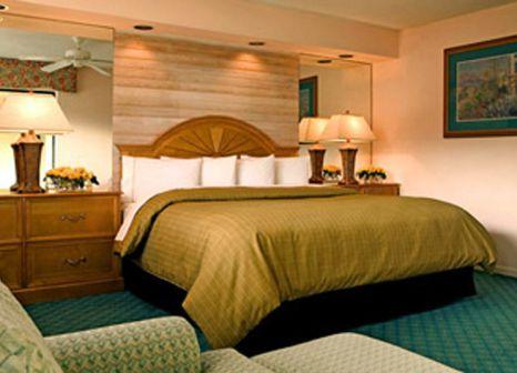 Hotelzimmer mit Mountainbike im Sheraton Vistana Resort