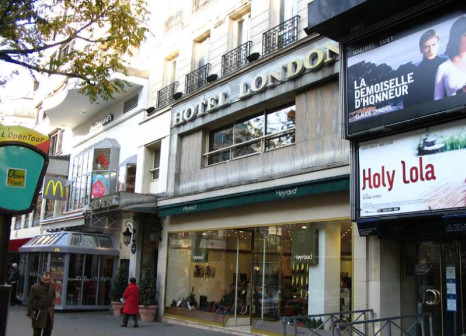 Hotel London günstig bei weg.de buchen - Bild von FTI Touristik
