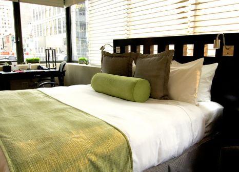 Hotelzimmer mit Restaurant im Hotel Mela Times Square