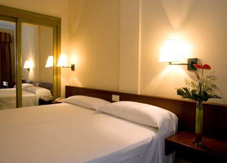 Hotelzimmer mit Fitness im NH Las Palmas Playa Las Canteras
