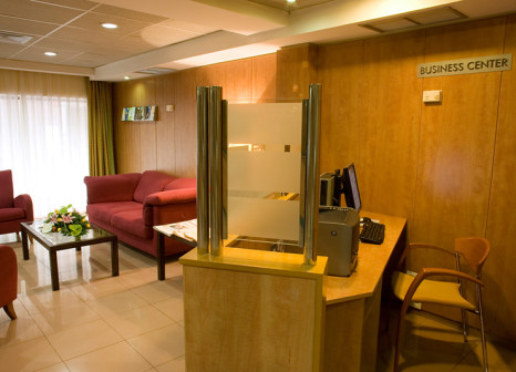 Hotel NH Las Palmas Playa Las Canteras günstig bei weg.de buchen - Bild von FTI Touristik