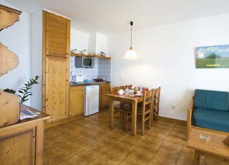 Hotelzimmer mit Minigolf im Apartamentos Blancala