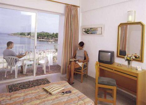 Hotelzimmer mit Mountainbike im Hotel Panoramic Alcudia
