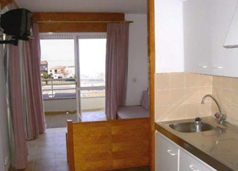 Hotelzimmer mit Fitness im Baulo Mar Apartments