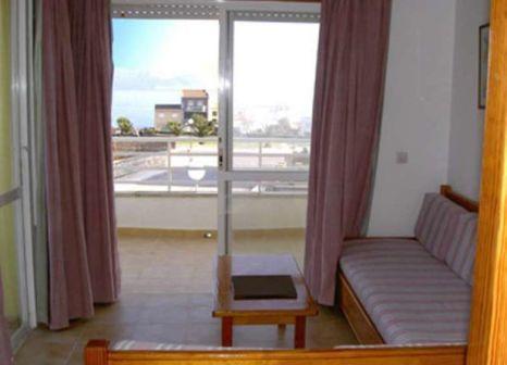 Hotelzimmer mit Golf im Baulo Mar Apartments