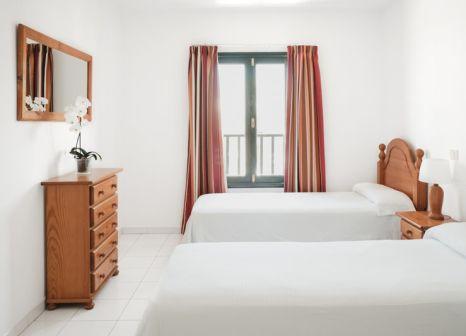 Hotelzimmer mit Golf im Sol Apartamentos