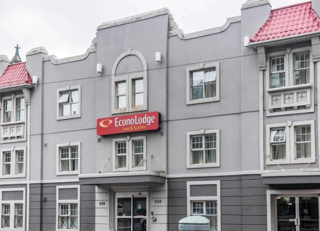 Hotel Econo Lodge Inn & Suites Downtown 0 Bewertungen - Bild von FTI Touristik